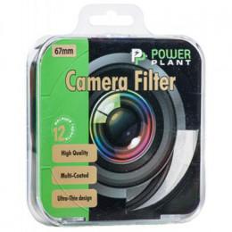 Светофильтр PowerPlant CPL 67 мм (CPLF67) фото 1