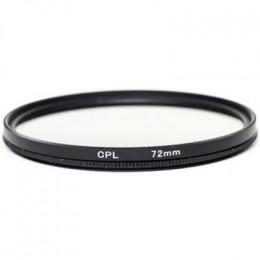 Светофильтр PowerPlant CPL 72 мм (CPLF72) фото 2