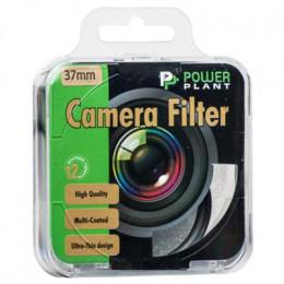 Светофильтр PowerPlant UV 37 мм (UVF37) фото 1