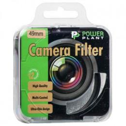 Светофильтр PowerPlant UV 49 мм (UVF49) фото 1