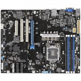 Серверная материнская плата ASUS P11C-X s1151 C242, 4xDDR4, M.2 USB 3.1 ATX (P11C-X) фото 2