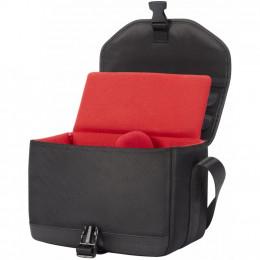 Цифровой фотоаппарат Canon EOS M50 Mk2 + 15-45 IS STM Kit Black + сумка SB130 + SD16GB (4728C058) фото 2