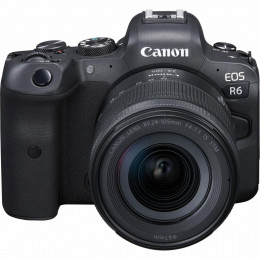 Цифровой фотоаппарат Canon EOS R6 24-105 STM RUK/SEE (4082C046AA) фото 1