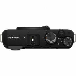 Цифровой фотоаппарат Fujifilm X-E4 Body Black (16673811) фото 2