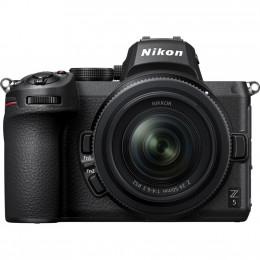 Цифровой фотоаппарат Nikon Z5 + 24-50mm F4-6.3 + FTZ Adapter Kit (VOA040K003) фото 2