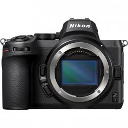 Цифровой фотоаппарат Nikon Z5 + FTZ Adapter Kit (VOA040K002) фото 2