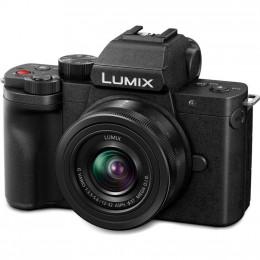 Цифровой фотоаппарат Panasonic DC-G100 Kit 12-32mm Black (DC-G100KEE-K) фото 1