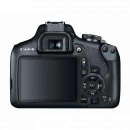 Цифровой фотоаппарат Canon EOS 2000D 18-55 DC III (2728C007AA) фото 2