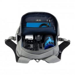 Рюкзак для ноутбука RivaCase 15.6 8363 Biscayne, Grey (8363Grey) фото 1