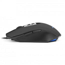 Мышка REAL-EL RM-525 Black фото 2