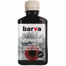 Чернила Barva HP 305 180 мл Black Pigmented (H305-778) фото 1