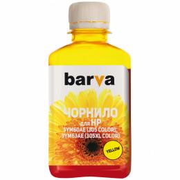 Чернила Barva HP 305 180 мл Yellow (H305-781) фото 2