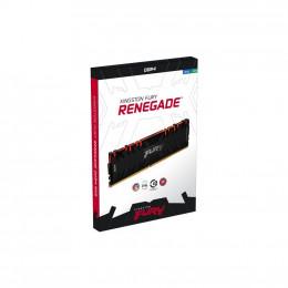 Модуль памяти для компьютера DDR4 16GB (2x8GB) 4000 MHz Renegade RGB Black HyperX (Kingston Fury) (K фото 2