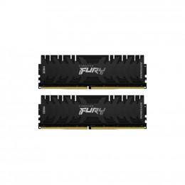 Модуль памяти для компьютера DDR4 32GB (2x16GB) 4266 MHz Renegade Black HyperX (Kingston Fury) (KF44 фото 1