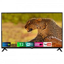 Телевизор Bravis LED-43H7000 Smart + T2 фото 1