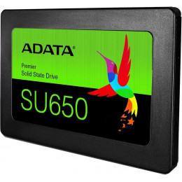 Накопитель SSD 2.5 120GB ADATA Ultimate (ASU650SS-120GT-R)