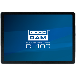 "Накопитель SSD 2.5"" 120GB GOODRAM (SSDPR-CL100-120)"
