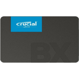 "Накопитель SSD 2.5"" 240Gb Crucial BX500 (CT240BX500SSD1)"