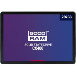 Накопитель SSD 2.5 256GB GOODRAM (SSDPR-CX400-256)