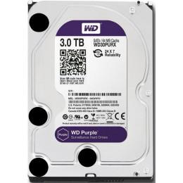 """Жесткий диск 3.5"""" 3TB Western Digital (WD30PURZ)"""