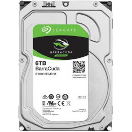 "Жесткий диск 3.5"" 6TB Seagate (ST6000DM003)"