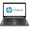 Ноутбук HP EliteBook 8770w (i5-3380M/8/120+500) - Уценка