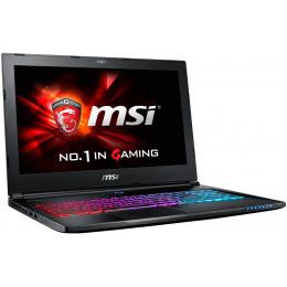 Ноутбук MSI Ghost Pro GS60-6QEi581 (i5-6300HQ/8/1TB/GTX970M-3Gb) - RENEW
