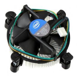 Охлаждение для процессора s1155 (алюминий)