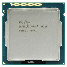 Процессор Intel Core i3-3220 (3M Cache, 3.30 GHz)