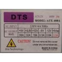 Блок питания DTS ATX-400A 400W