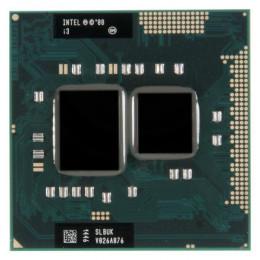 Процессор для ноутбука Intel Core i3-350M (3M Cache, 2.26 GHz)