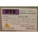 Блок питания DTS ATX-450A 450W