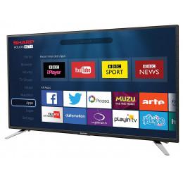"Телевизор 32"" Sharp LC-32CHE6131K (Smart TV/HD) - Class B"