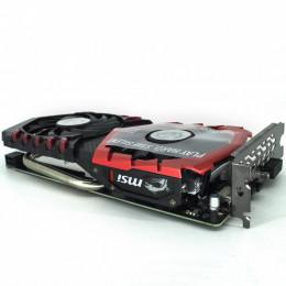 Видеокарта MSI GeForce GTX1050 Ti 4096Mb GAMING (GTX 1050 Ti GAMING 4G)