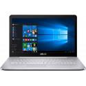 Ноутбук Asus Laptop N752VX-GC131T (i7-6700HQ/8/256SSD/1Tb/GTX950M-4Gb) - Class A