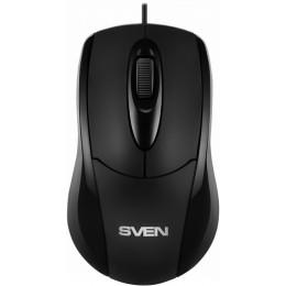 Мышка SVEN RX-110 USB black