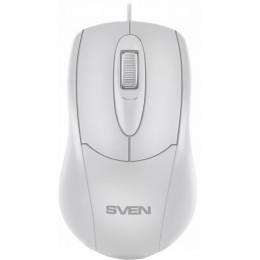 Мышка SVEN RX-110 USB white