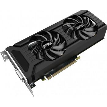 Видеокарта Palit GeForce GTX1060 3072Mb DUAL 192bit GDDR5 (NE51060015F9-1061D)