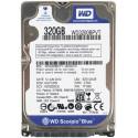 Жесткий диск 2.5 WD 320Gb WD3200BPVT