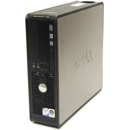 Компьютер Dell Optiplex 760 SFF (Q6600/4/160)