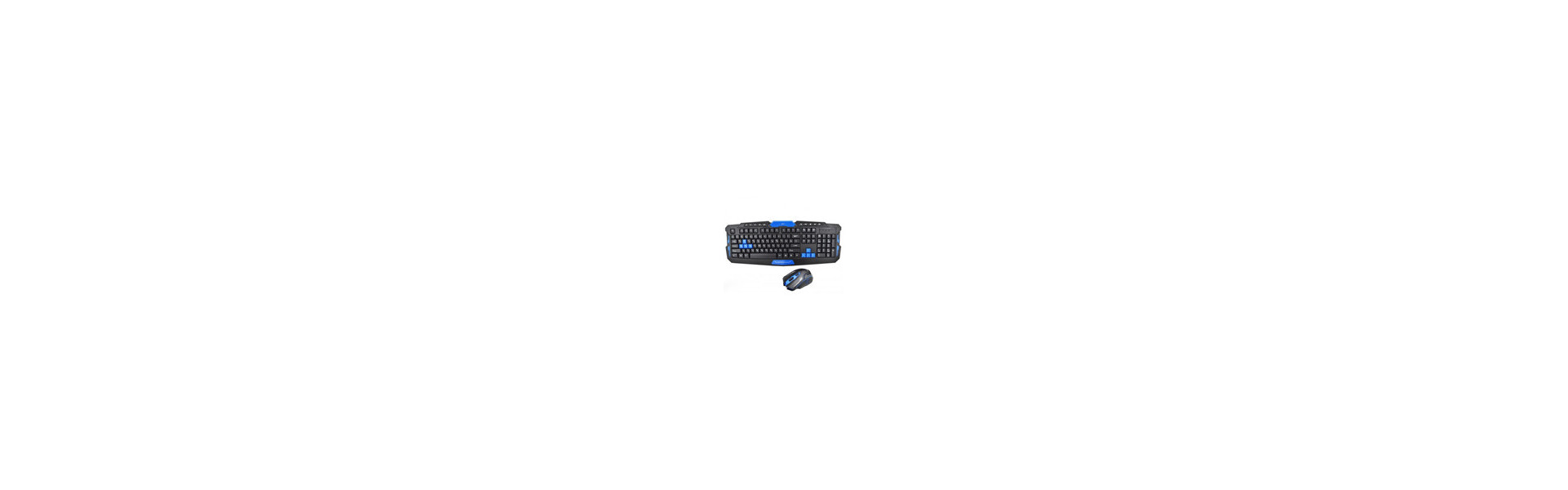 Комплекты (клавиатура+мышка)